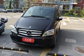 奔驰-唯雅诺 2011款 2.5L 领航版