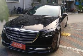 奔驰-奔驰S级 2018款 S 320 L