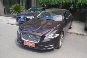 捷豹-捷豹XJ 2013款 XJL 3.0 SC 全景商务版