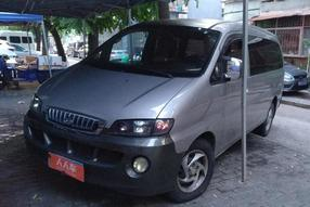 江淮-瑞风 2008款 2.0L穿梭 汽油 简配单空调型