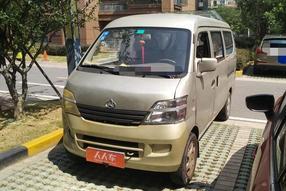 长安欧尚-长安之星2 2009款 1.0L-SC6399E 基本型