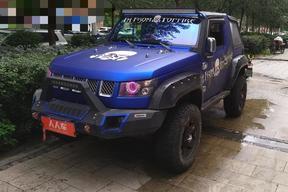 北京-北京BJ40 2014款 2.4L 手动酷野版