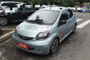 比亚迪-比亚迪F0 2010款 尚酷爱国版 1.0L 铉酷型