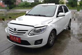长安-悦翔V3 2012款 1.3L 手动标准型(改装天然气)