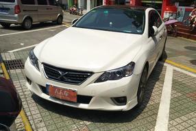 丰田-锐志 2010款 2.5S 风尚菁华版