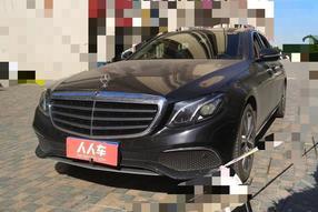 奔驰-奔驰E级 2018款 E 200 L