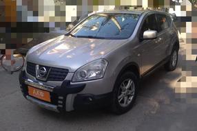 日产-逍客 2008款 20S火 6MT 2WD