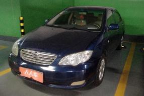 比亚迪-比亚迪F3 2008款 1.5L 白金版豪华型GLX-i