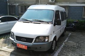 福特-经典全顺 2009款 2.8T柴油多功能型短轴中顶JX493ZLQ3