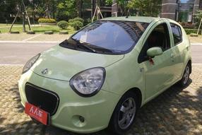 吉利汽车-熊猫 2010款 1.3L 手动乐动版