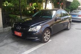 奔驰-奔驰C级 2013款 C 180 CGI 经典型