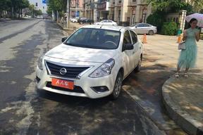 日产-阳光 2015款 1.5XE CVT舒适版