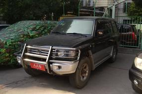 猎豹汽车-黑金刚 2013款 2.2L 手动两驱标准型