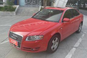 奥迪-奥迪A4 2006款 1.8T 7挡自动舒适型