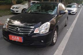 日产-轩逸 2012款 经典 1.6XL 手动豪华版