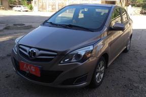 北京-北京汽车E系列 2013款 三厢 1.5L 自动乐天版