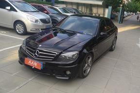 奔驰-奔驰C级AMG 2010款 AMG C 63 动感型增强版