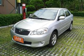 丰田-花冠 2011款 1.6L 手动经典版