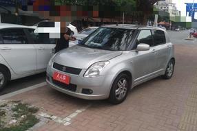 铃木-雨燕 2005款 1.3L 手动舒适型