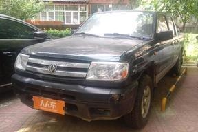 东风-锐骐皮卡 2010款 2.4L汽油两驱标准型ZG24