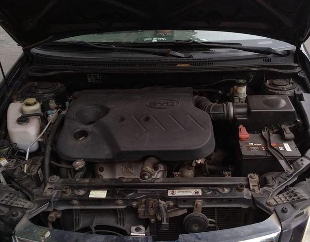 比亚迪G3 2010款 1.5L 手动 豪雅型 (国Ⅲ带OBD)