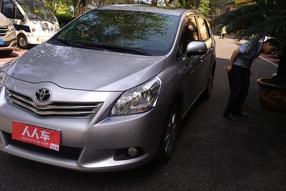 丰田-逸致 2011款 180G CVT豪华多功能版