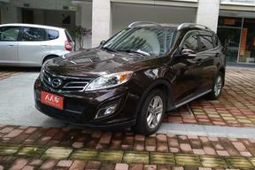 广汽传祺-传祺GS5 2014款 2.0L 自动两驱周年增值版