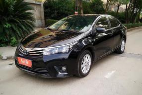 丰田-卡罗拉 2014款 1.6L CVT GL-i真皮版