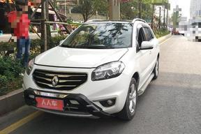 雷诺-科雷傲(进口) 2013款 2.5L 四驱都市版