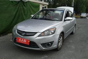长安-悦翔 2012款 三厢 1.5L 手动豪华型(改装天然气)