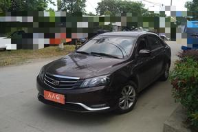 吉利汽车-帝豪 2014款 三厢 1.3T CVT精英型