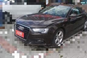 奥迪-奥迪A5 2012款 2.0TFSI Coupe