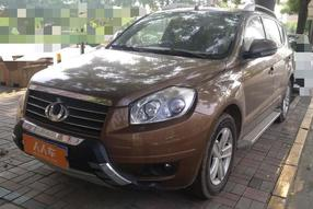吉利汽车-吉利GX7 2013款 2.0L 手动尊贵型