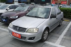 铃木-羚羊 2012款 1.3L 标准型