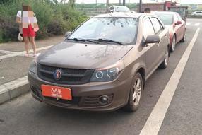 吉利汽车-金刚财富 2012款 1.5L 精英型