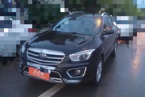 奔腾-奔腾X80 2013款 2.0L 自动豪华型