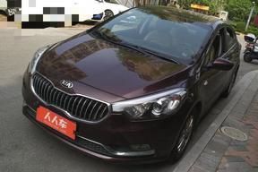 起亚-起亚K3 2013款 1.6L 手动GL