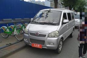 北汽威旺-北汽威旺306 2013款 1.2L超值版 舒适型7座A12