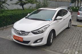 现代-朗动 2012款 1.6L 自动尊贵型