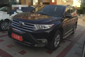 丰田-汉兰达 2012款 2.7L 两驱5座精英版
