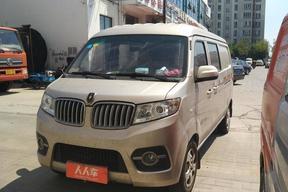 金杯-小海狮X30 2013款 1.3L舒适型 封闭货车