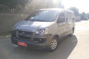 江淮-瑞风 2011款 2.4L祥和 汽油标准版HFC4GA1-C