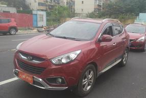 现代-北京现代ix35 2010款 2.0L 自动两驱精英版GLS