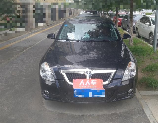 中华尊驰 2011款 1.8T 自动 行政型 (国Ⅳ)