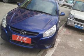江淮-同悦 2010款 1.3L 手动豪华型