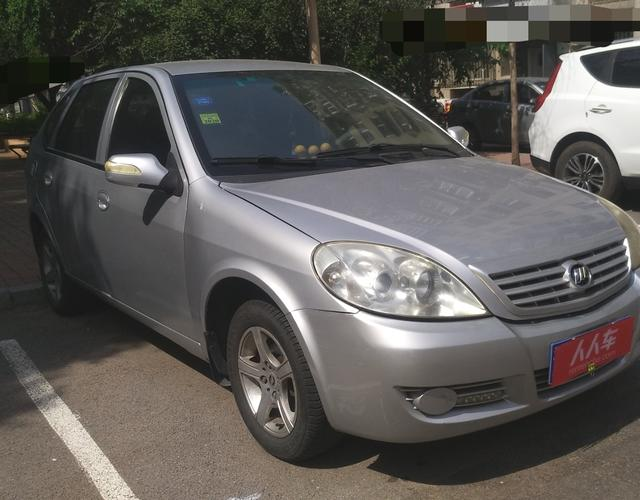 力帆520 2011款 1.3L 手动 5门5座两厢车 舒适型 (国Ⅳ)