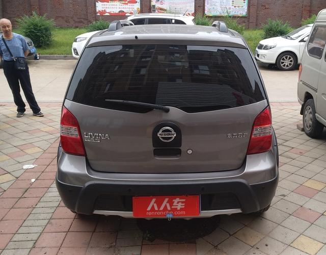 日产骊威 2010款 1.6L 自动 GX劲锐版智能高配型 (国Ⅳ)