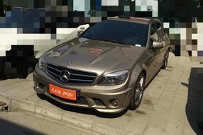 奔驰-奔驰C级AMG 2010款 AMG C 63 高性能版