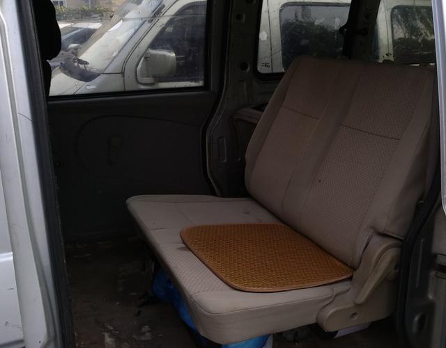 开瑞优优 2012款 1.2L 手动 8座 加长舒适型 (国Ⅳ)