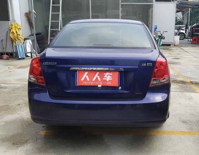别克凯越 2005款 1.6L 手动 LE豪华型 (国Ⅲ)